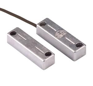 ABUS Öffnungsmelder für Stahltüren VdS B, MK4200 (Aluminium)