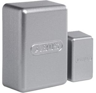 Secvest Mini-Funk-Öffnungsmelder FUMK50020S, silber