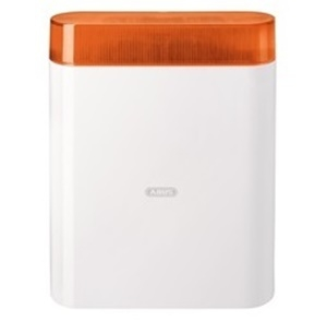ABUS Außensirene mit Blitzleuchte orange | AZSG10005